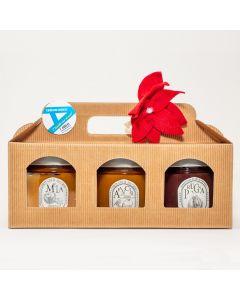 Marmellata - Confezione regalo da 3